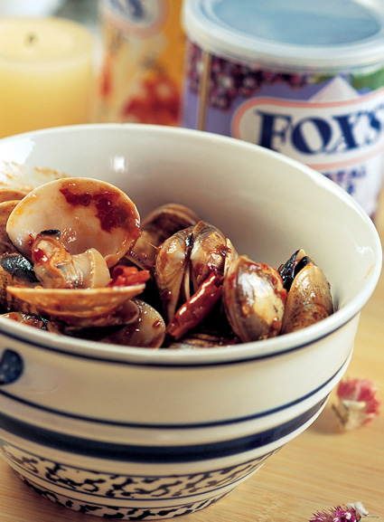 Spicy Clam